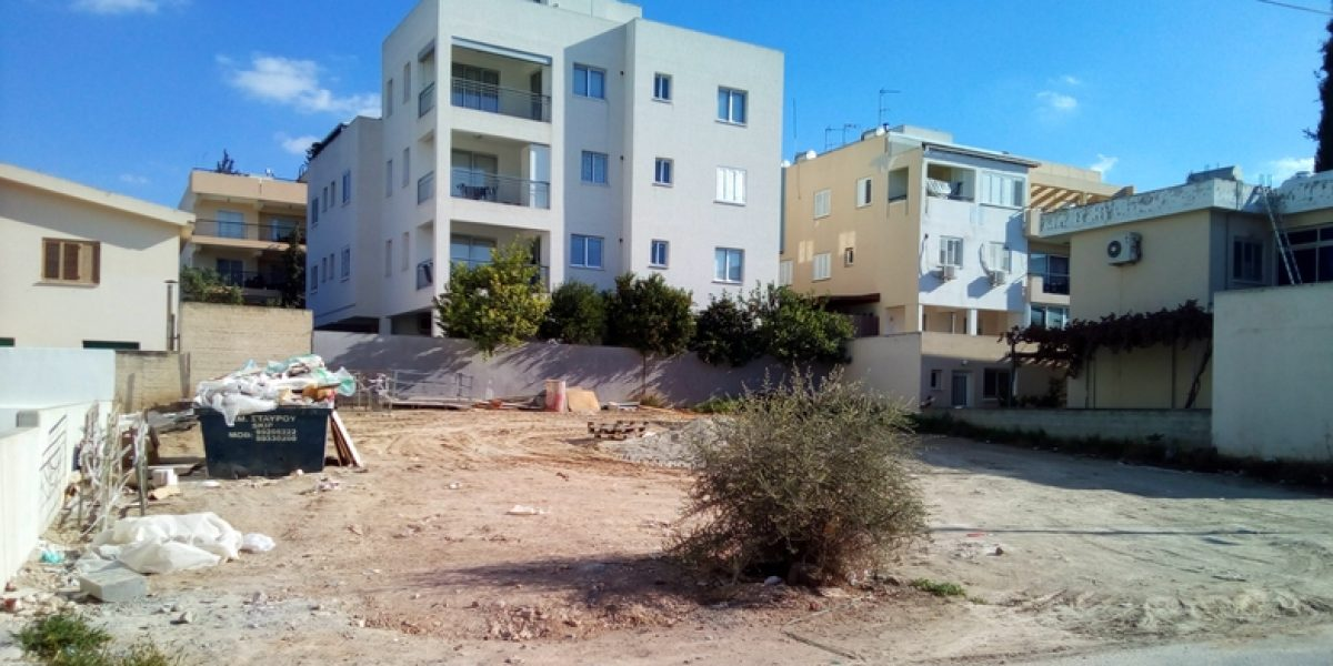 Building Plot Central Strovolos