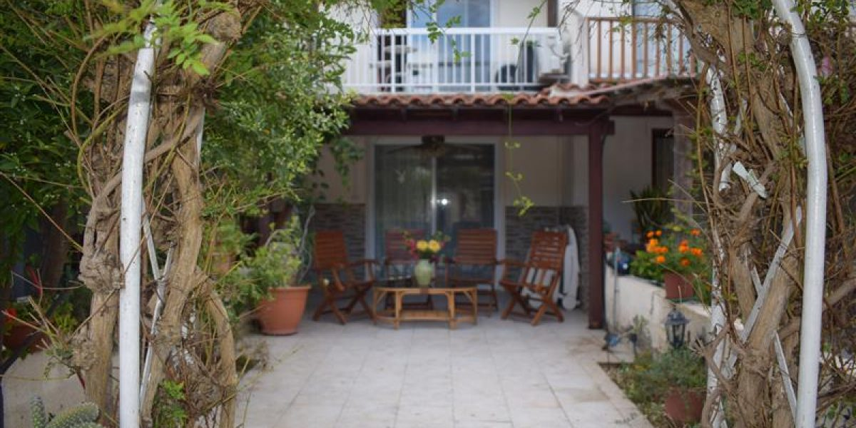 2 Bedroom Cyprus Family House